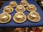 Vintage Rosenthal Ivory, Santa Anna China Cups And Saucers