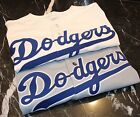 1990s Vintage Rawlings Authentic LOS ANGELES DODGERS Road Jersey 48
