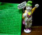 2005 Haydels king cake doll  DOUBLOON LADY  Mardi Gras New Orleans haydel
