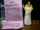1992 Haydels king cake doll  QUEEN    Mardi Gras New Orleans haydel
