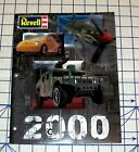 Revell Monogram 2000 Model Kit & Die-Cast Catalog Cars Airplanes Trucks Ships M