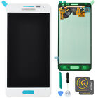 White LCD Touch Screen Digitizer for Samsung Galaxy Alpha G850F G850T G850A US