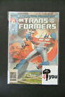 3.5 VG- VERY GOOD- TRANSFORMERS # 1 DUTSH  EURO VARIANT  OW/CP YOP 1984