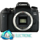Neuf Canon EOS 760D Body Only Black Noir