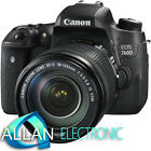 Neuf Canon EOS 760D Body with 18 135mm IS STM Lens Black Noir