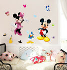 Disney 19 mickey  minnie mouse Removable Wall Stickers Decal Kids Home Decor