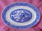 Homer Laughlin China Blue Willow Large 15-1/2