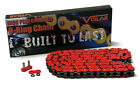 Volar O Ring Motorcycle Chain for Extended Swingarm Red for 530 x 150 Links