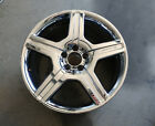 19 CHROME MERCEDES Benz S CL Class AMG Factory OEM Rim WHEEL Rear 85022