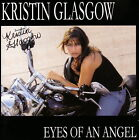 KRISTIN GLASGOW - Eyes of An Angel (CD 2004) Signed by Kristin, Paul Kramer Gtr.