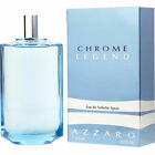 Azzaro Chrome Legend by Azzaro for Men Eau de Toilette 4.2oz / 125ml New in Box