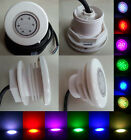 Underwater Led Swimming Pool Light SMD6W RGB 2 inch Fitting Bulb Lamp 4m Cable