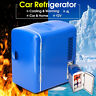 12V 4L Car Mini Fridge Portable Thermoelectric Cooler Warmer Heater Refrigerator