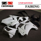 High Grade ABS Fairing Kit For Kawasaki Ninja 250R 2008-2012 Unpainted Bodywork