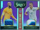 Clint Dempsey Named 2013 Topps MLS Extra Time Autograph Redemption 3 20