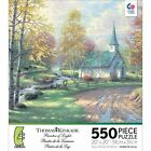 Thomas Kinkade Painter of Light Aspen Chapel 550pc Puzzle by Ceaco