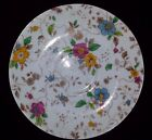 Sons Floral China Dessert Plate England 6 Inch ESTATE FIND!