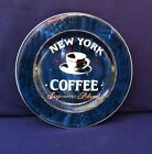 Sakura Coffee Break Plate NY Supreme Coffee Blend Salad Dessert Appetizer Pie