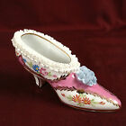 Decorated Porcelain Shoe