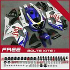 White Blue Fairings Bodywork kit Yamaha YZF600R thundercat 1997-2007 17