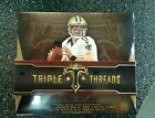 2014 Topps Triple Threads Football Hobby Factory Sealed Box