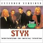 STYX : EXTENDED VERSIONS (CD) sealed