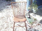 Antique Rod Back Windsor Side Chair