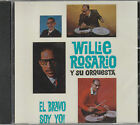 Willie Rosario - El Bravo Soy Yo - Mega Rare Non-Remastered New CD - 1217