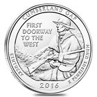 2016 5 oz Silver America the Beautiful ATB Cumberland Gap National Historical Pa
