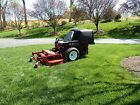 Toro Z Master Commercial Zero Turn 48 Deck Mower and Bagger WALKER
