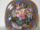 Bradford Exchange Limited Edition Floral Plate