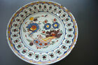 EUROPEAN DUCH  DELFT FAIENCE POLYCHROME ENAMEL CHARGER  18th C