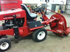 2000 Toro Groundsmaster 345 With Blower And 72 Deck