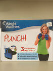 Weight Watchers Punch Adjustable Weighted Gloves and DVD Exercise