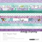 FAIRY DUST Collection 65 inch Paper Pad Scrapbooking Kit Kaisercraft PP983 NEW