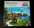 Master Pieces Jigsaw Puzzle 300 EZ Grip Pieces LOBSTER BAY Lighthouse