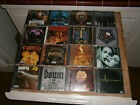 Metal/Hard Rock collection of 112 CD's Pantera-Ozzy-Fear factory-Korn-Ramstein
