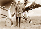 1927 CHARLES LINDBERGH SPIRIT OF ST LOUIS AVIATION AIRPLANE PHOTO 4