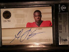 2011 PRESS PASS AJ GREEN ROOKIE ON CARD AUTO #33 50 BGS 9 AUTO 10