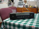 Sony Boombox Sound-rider AM&FM Dual Cassette Player Recorder.