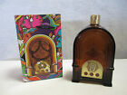 AVON Collectible REMEMBER WHEN RADIO W/ BOX  Empty Decanter 1970s
