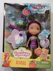Strawberry Shortcake Berry Beachy Plum Pudding Color Change Magic Doll  6