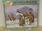 Factory Sealed 500 Piece Jigsaw Puzzle Painted Journey-Bits and Pieces