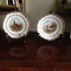 Pfeiffer, Schorndorf, Cabinet Game Bird Plates Pre-Owned