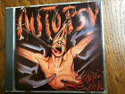 AUTOPSY - SEVERED SURVIVAL 1st press! banned cover 1989, Incantation, Immolation