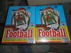 LOT OF 2 1989 TOPPS FOOTBALL WAX BOX FACTORY SEALED 36 PACKS NOS, 2 BOXES!