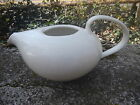 Russel Wright Iroquois Casual China Pottery teapot   (Sugar White, NO LID)