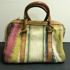 Beautiful Vintage Kilim Handbag by Elephant Walk - Southwest Design Tapestry