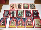 Star Wars Vintage Topps Near-complete Set Series 2 4 5 Stickers Lot 1977 Cards
