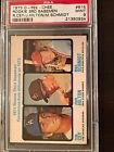 PSA 9 1973 OPC O-Pee-Chee #615 Mike Schmidt Rookie Card POP 39 Vs. 171 Topps